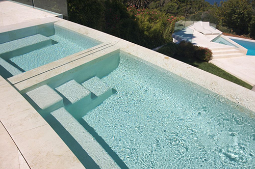 a nice looking pool